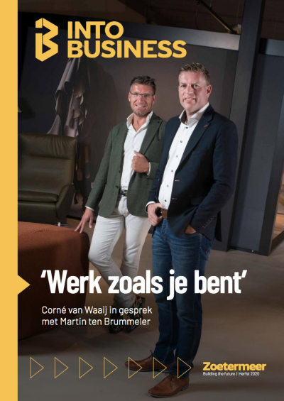 INTO business Zoetermeer Herfst 2020