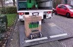 Een Wecycle recyclecertificaat en een bedankje van Stichting Jarige Job voor basisscholen Kentalis Onderwijs en IKC De Buytenkans uit Zoetermeer