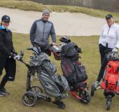 Jessica van Heusden en Peter Pijpers zijn verknocht aan Golfbaan Bentwoud