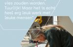 Verhalen van mensen van SKN Bouw lees je in #DeSchaft
