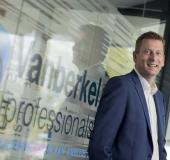 Een van de snelst groeiende bedrijven in Nederland: Vanberkel Professionals