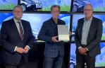 VTC Huschka gecertificeerd voor Europese norm EN 50518 - 2019