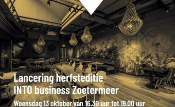Lancering INTO business Zoetermeer